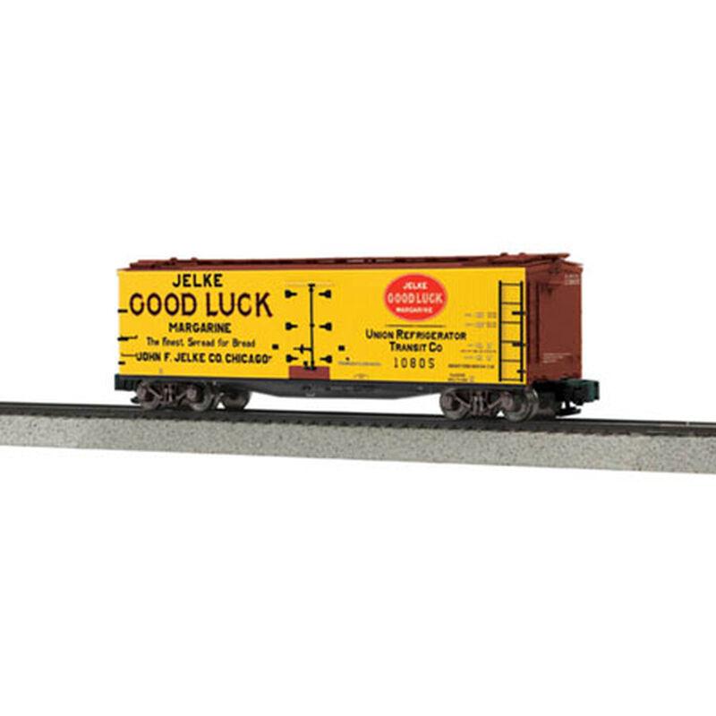S 40' Wood Reefer, Jelke Good Luck Margarine #10805