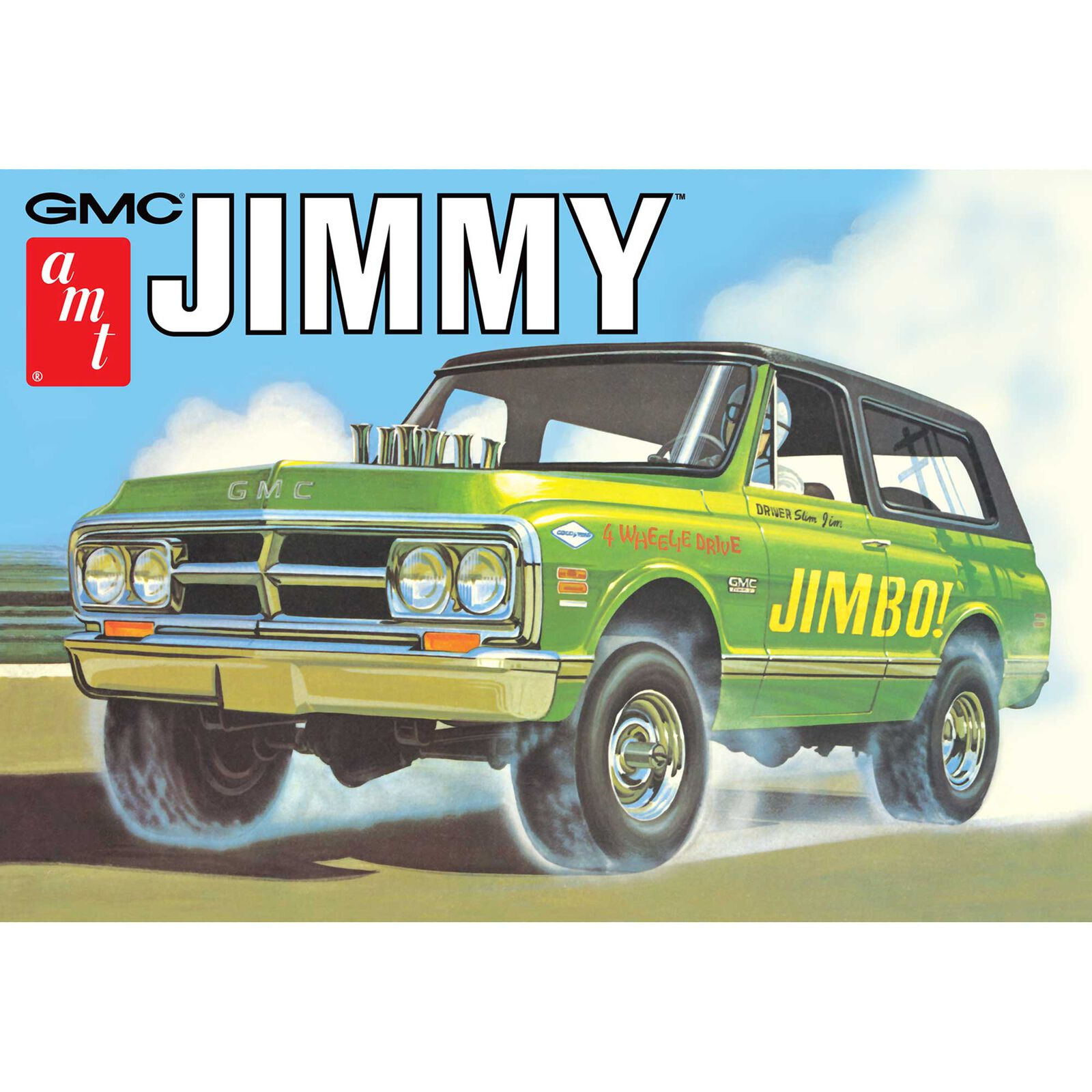 1/25 1972 GMC Jimmy