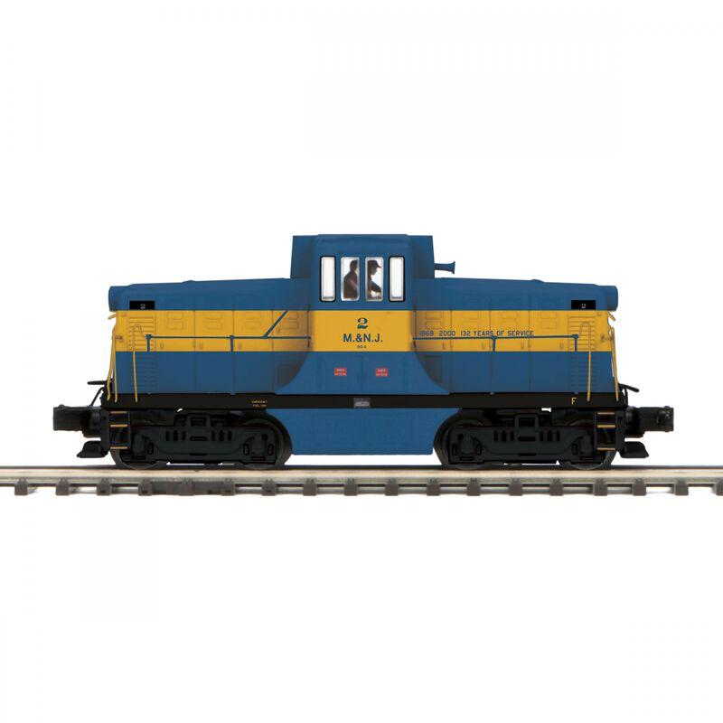 O Hi-Rail 44 Ton Ph3 PS3 Middletown & New Jersey#2