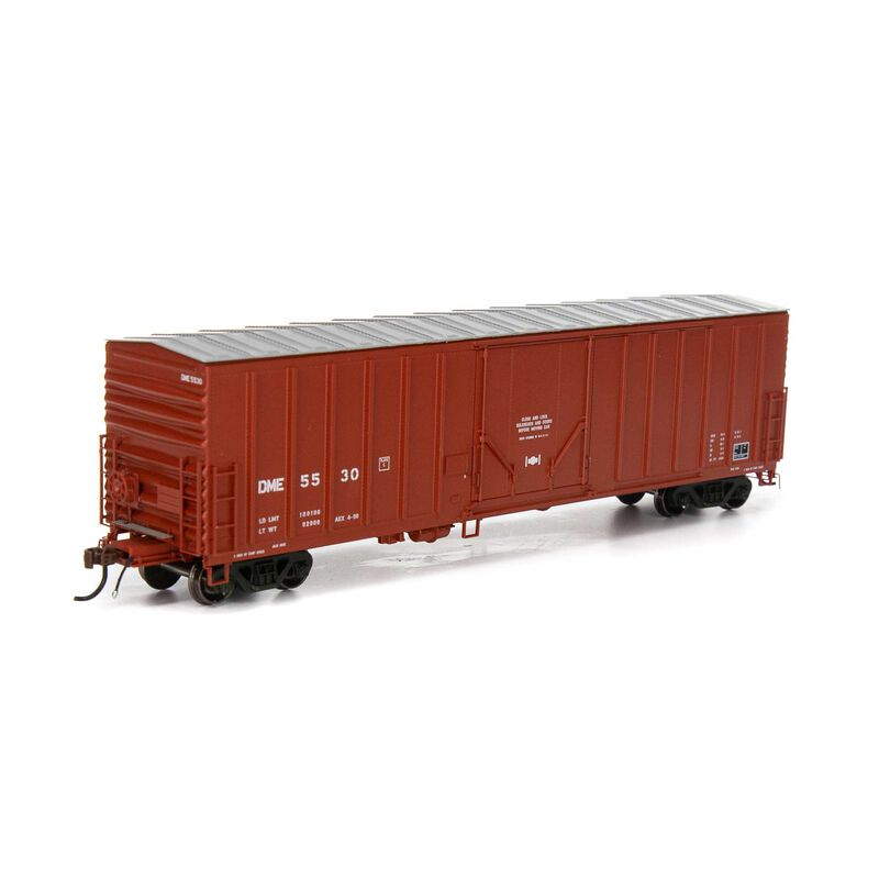 HO RTR 50' NACC Box DM&E #5530