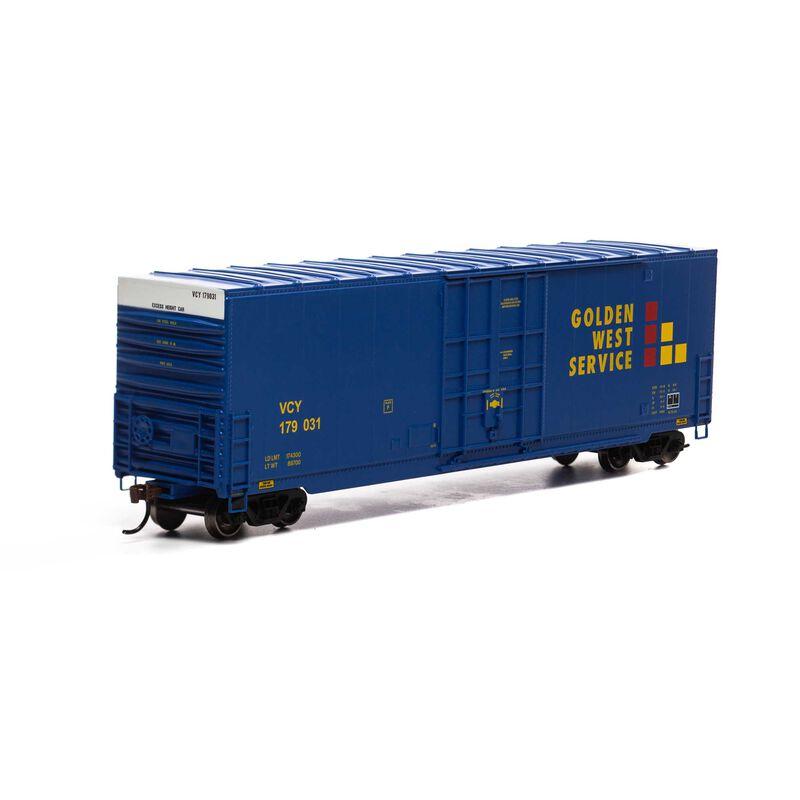 HO 50' Smooth High Cube Plug Door Box, VCY #179031