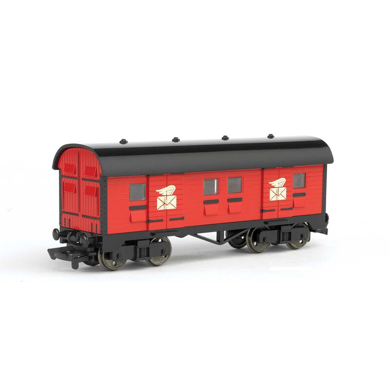 HO Mail Car/Red