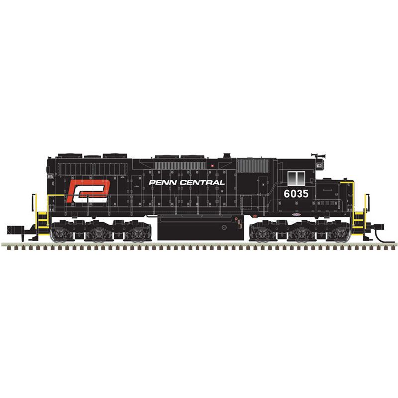 HO SD35 PC Red P #6031