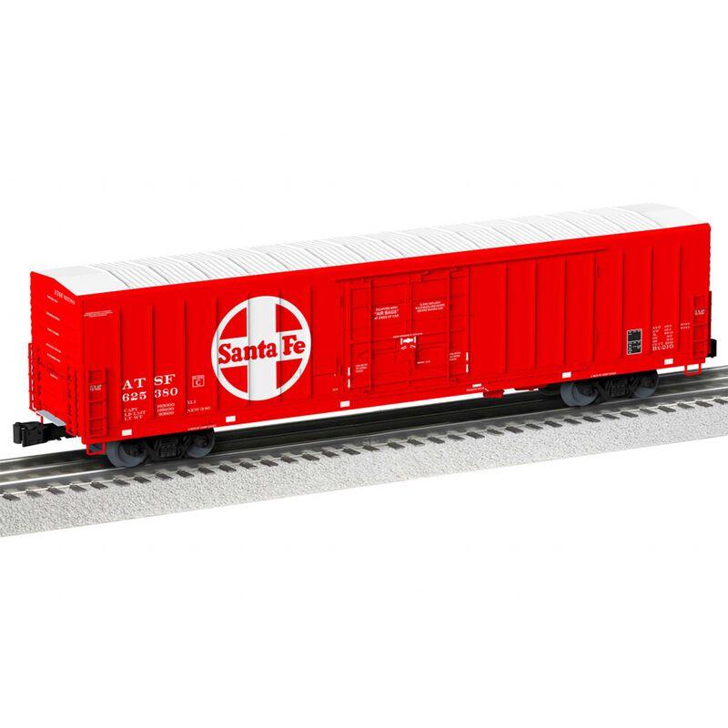 O Freight Santa Fe #625380