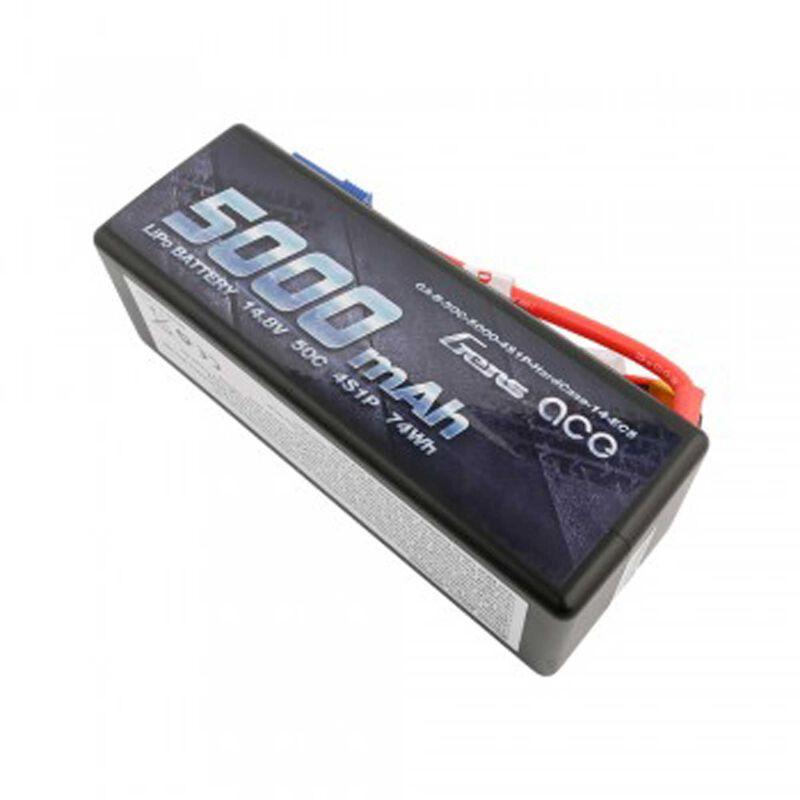 14.8V 5000 Capacity 4S Voltage 50C LiPo, EC5