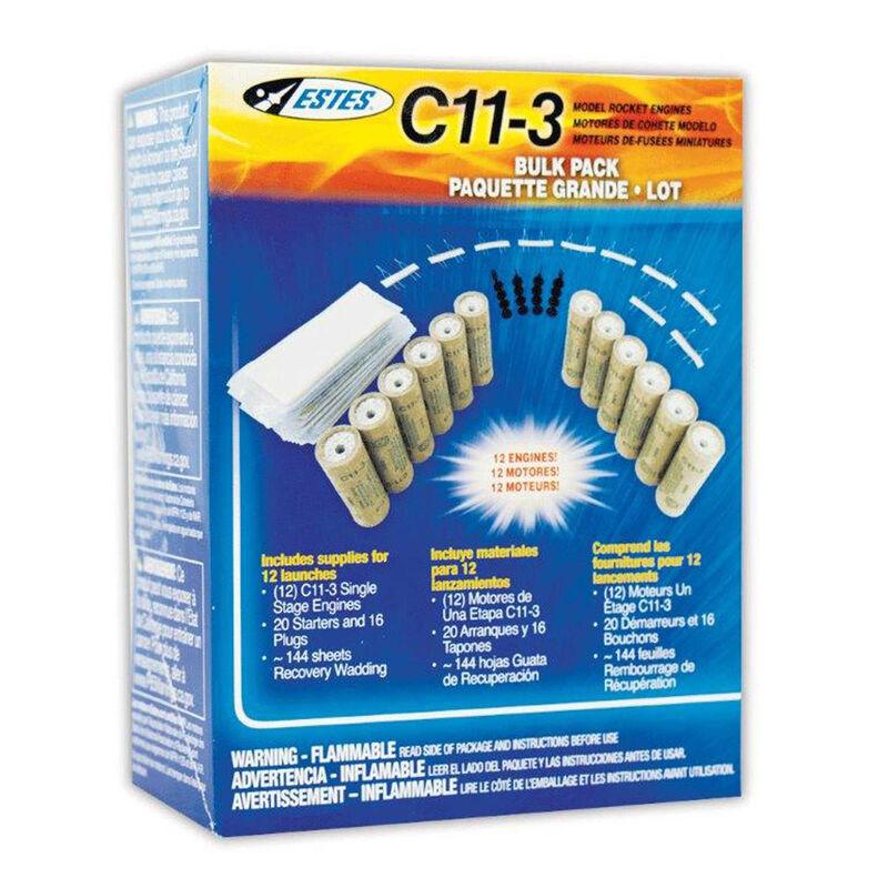 C11-3 Engine Bulk Pack (12)