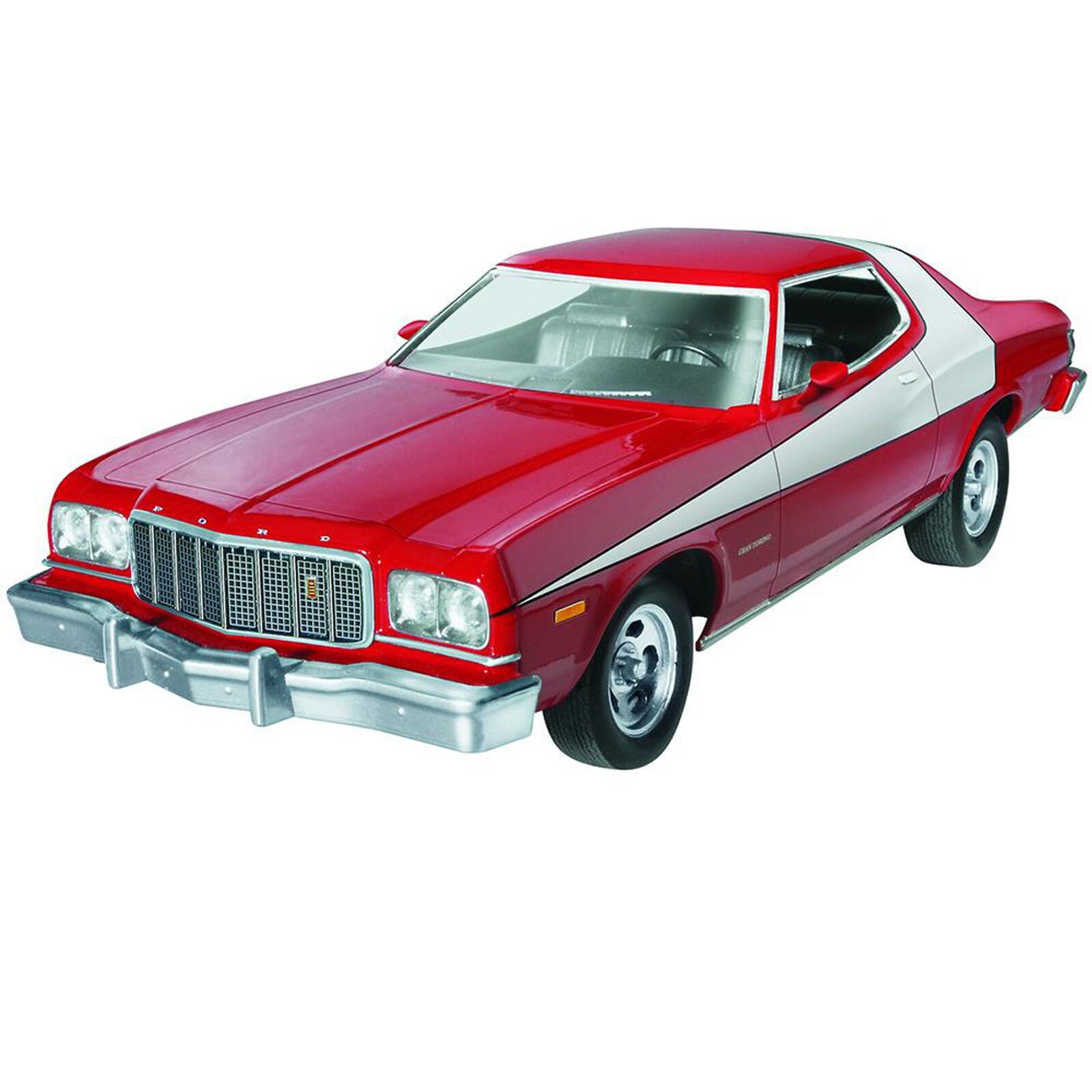 1 25 Starsky & Hutch Ford Torino