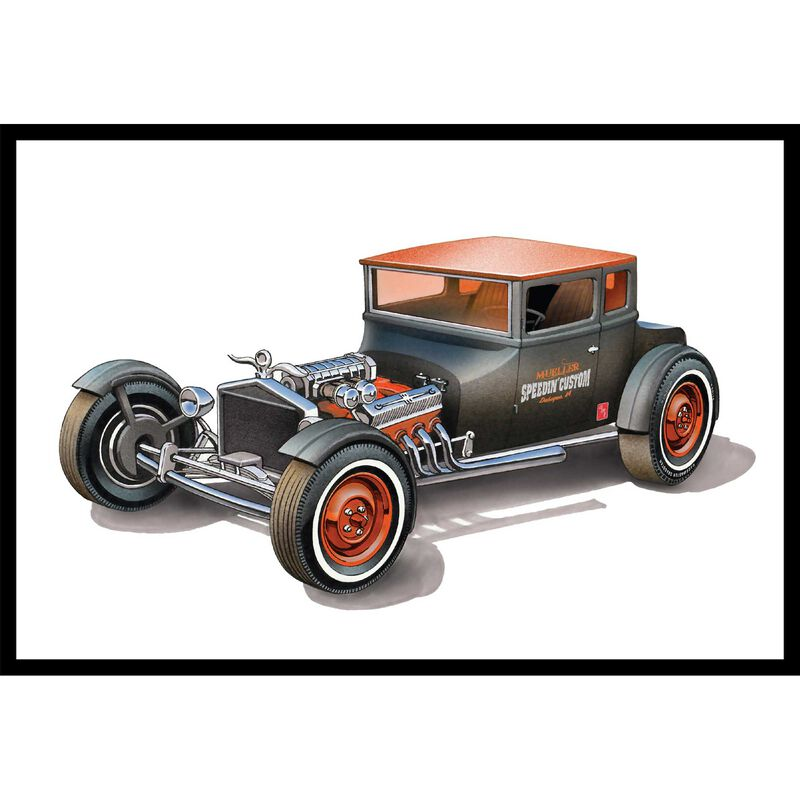 1/25 1925 Ford T Chopped