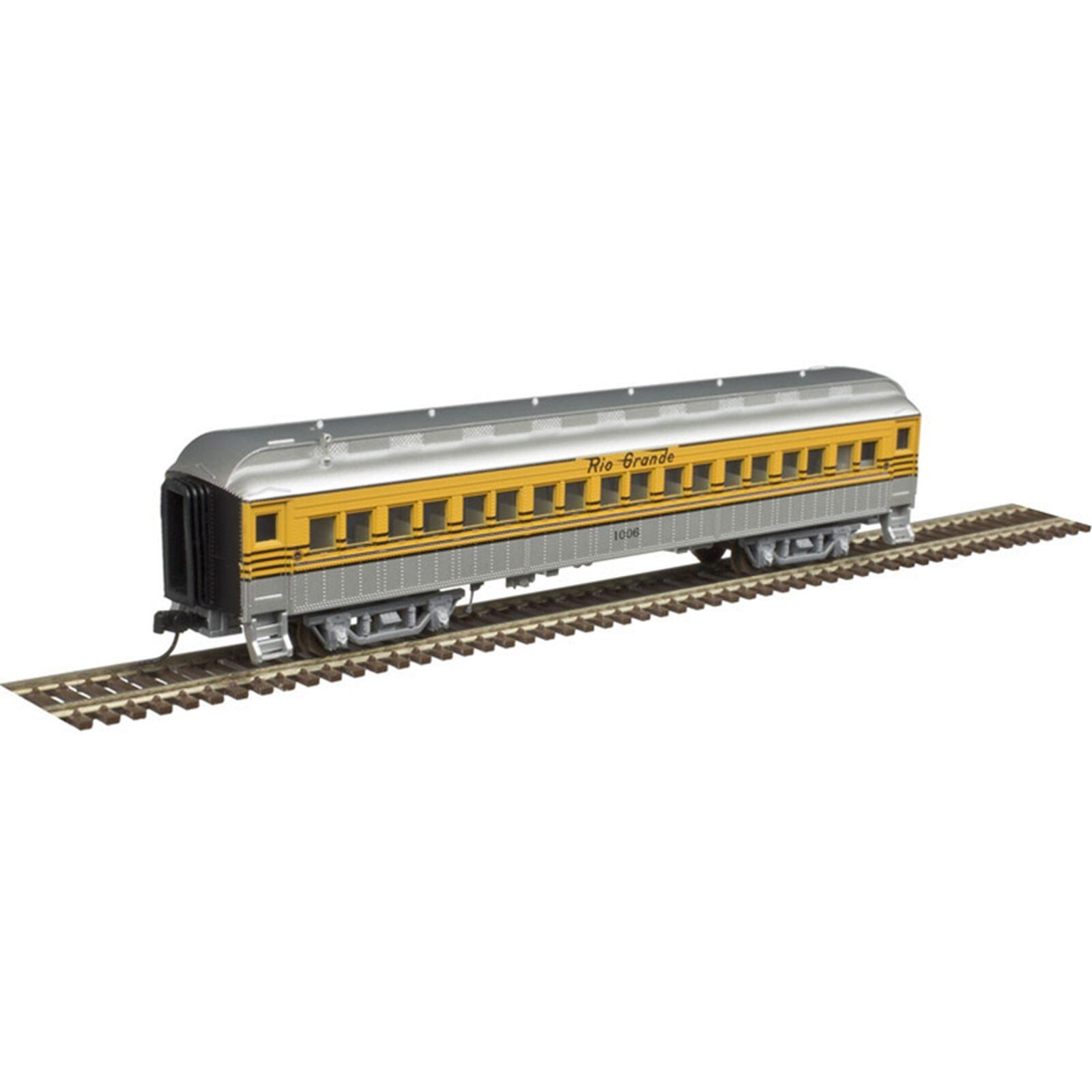 N Trainman 60' Coach D&RGW #1005