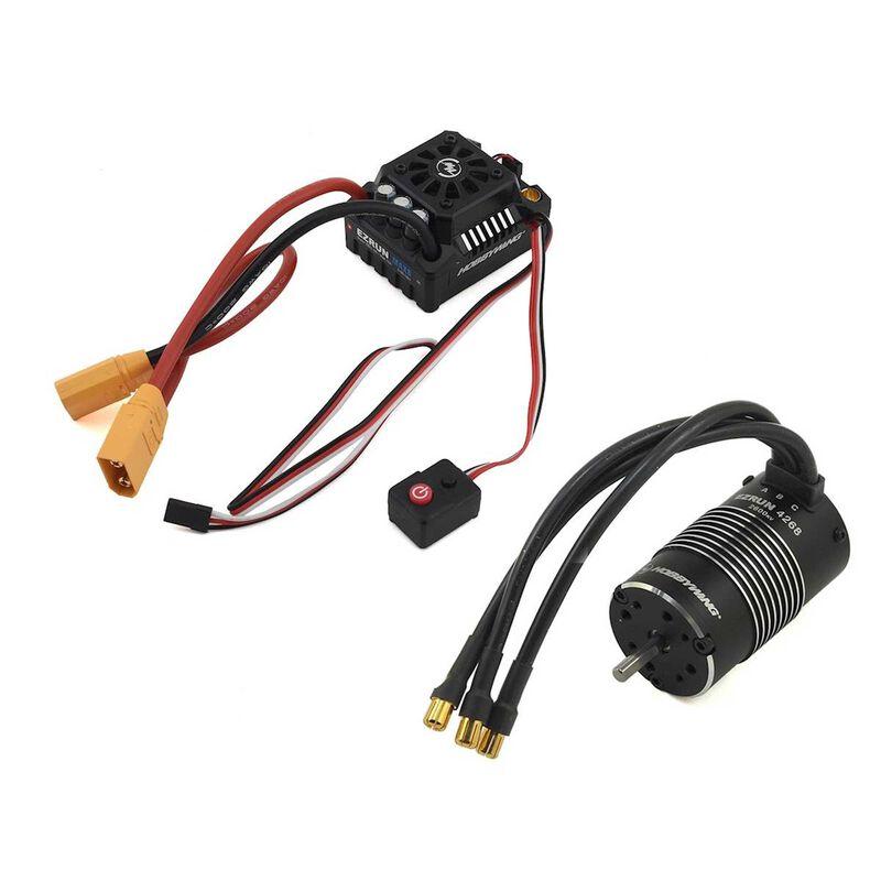 Max8 SL 150A ESC Sensorless, 2600Kv Motor Combo