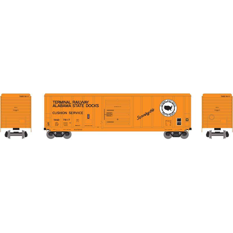 HO RTR 50' PS 5344 Box TASD #78117