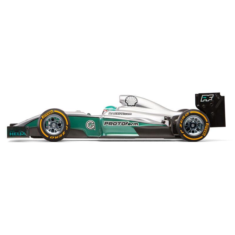 1/10 F1-Fifteen Clear Body: Formula 1
