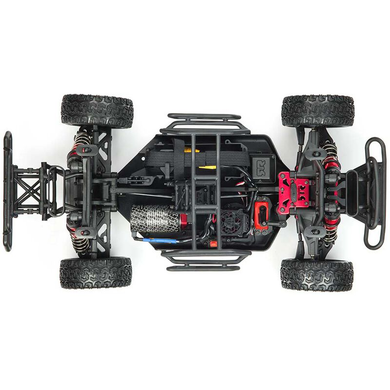 1/10 SENTON 6S BLX 4WD Brushless Short Course RTR, Black/Green