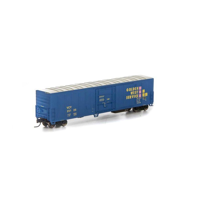 N 57' Mechanical Reefer GWS #25125