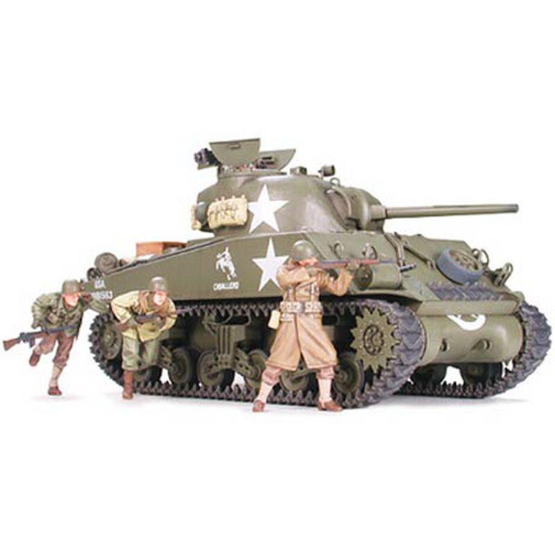 1/35 M4A3 Sherman 75mm