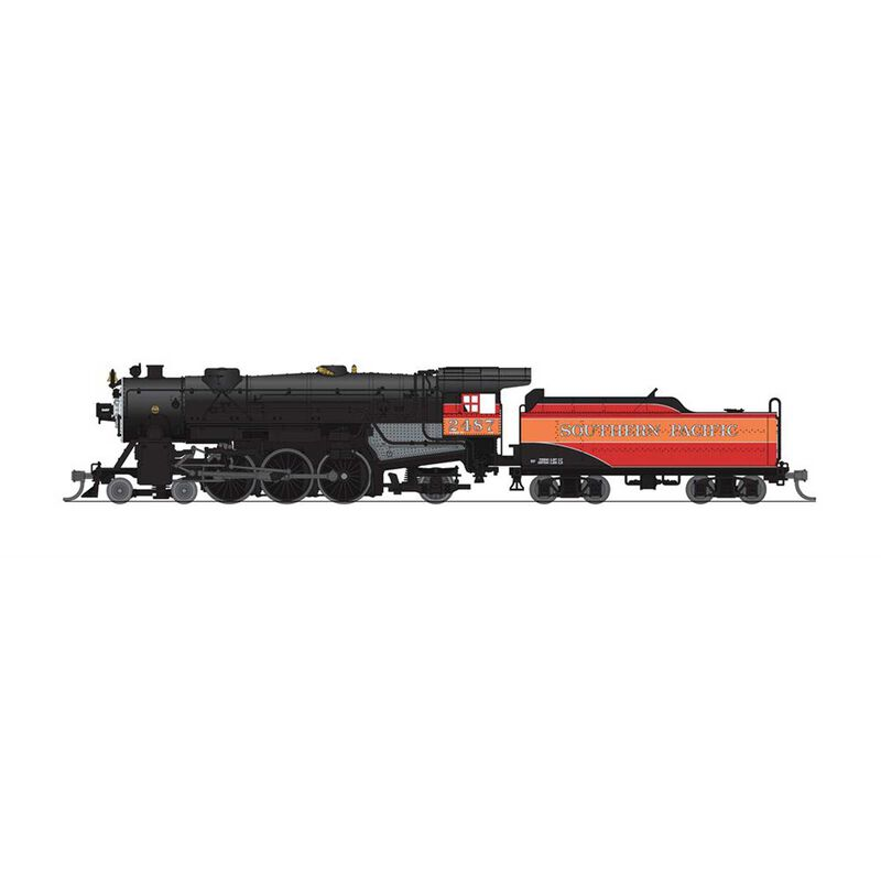 N Paragon3 USRA Heavy Pacific 4-6-2, SP #2487
