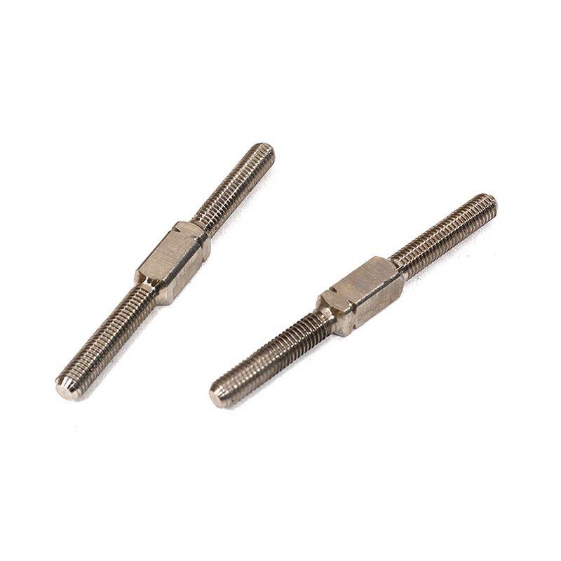 Titanium Turnbuckles 3.0mm x 39mm On-Road Off-Road