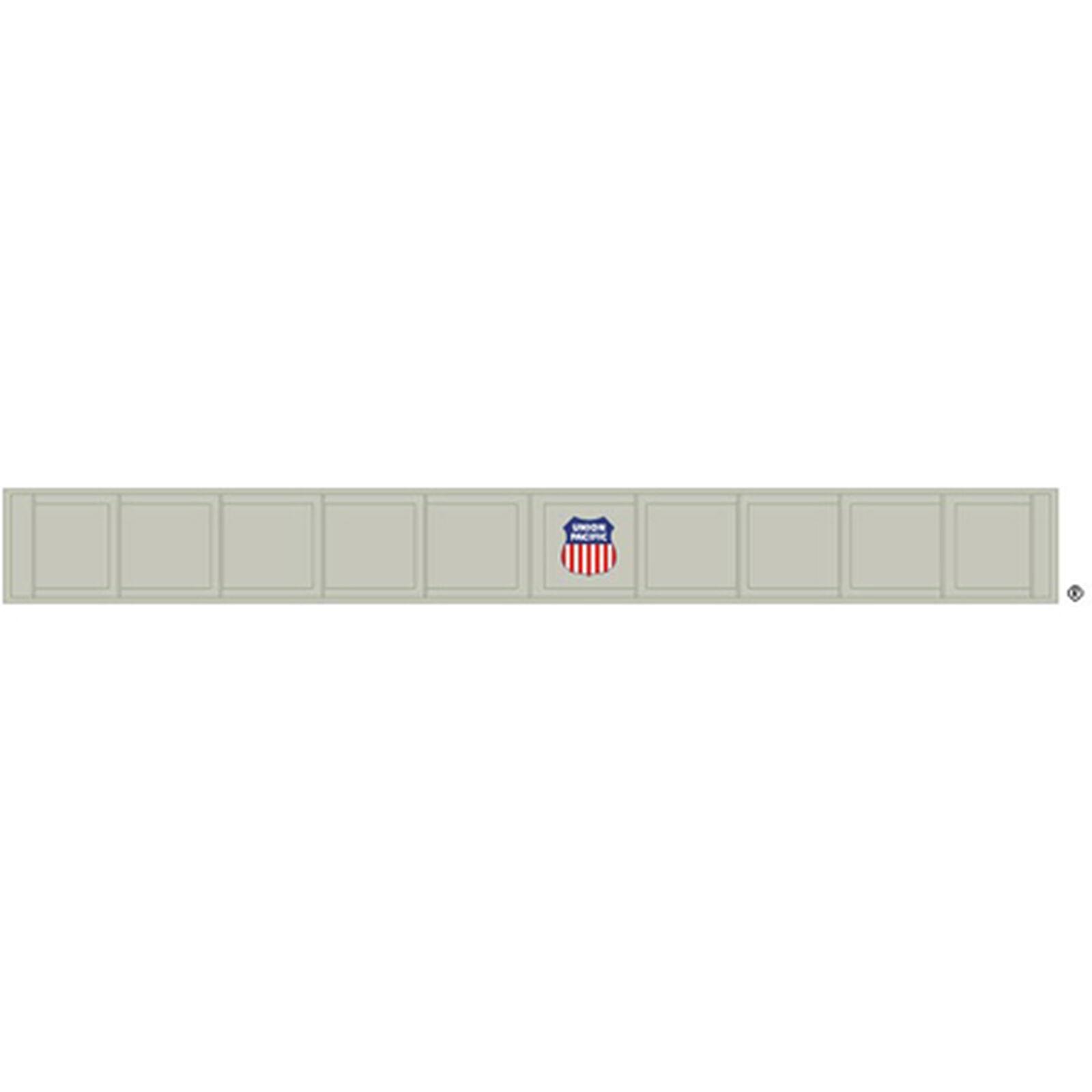 HO Code 100 Plate Girder Bridge, UP