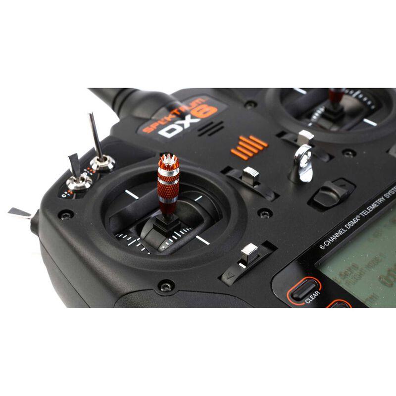 DX6 6-Channel DSMX Transmitter Only Gen 3
