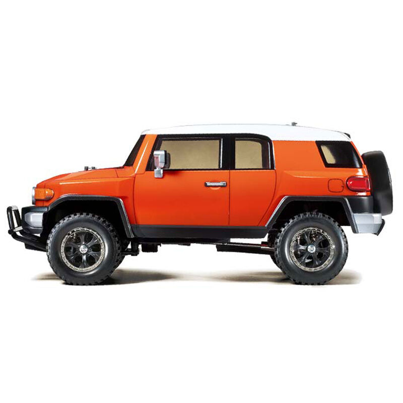 1/10 Toyota FJ Cruiser SUV 4WD Crawler CC-01 Kit
