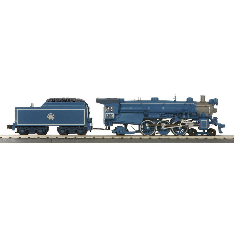 O-27 Imperial 4-6-2 P47 w PS3 CNJ #833