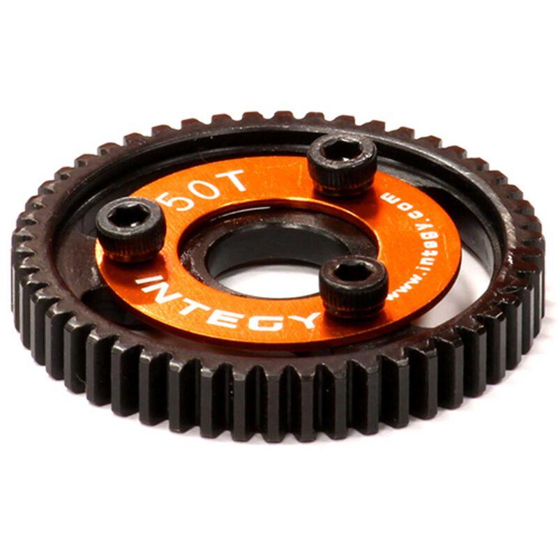 Steel 0.8 Spur Gear 50T: ST 4X4, SLH 4X4