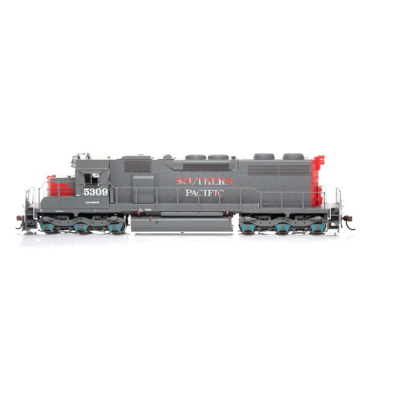 HO RTR SD39 SP Worn Lettering #5309