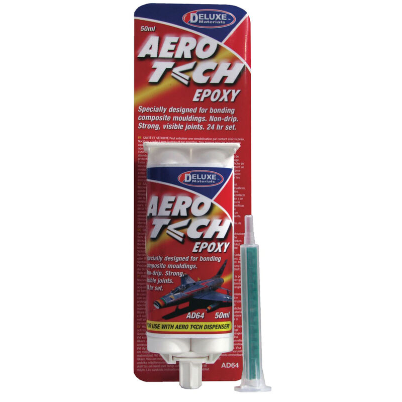 Aero Tech Epoxy, 50ml