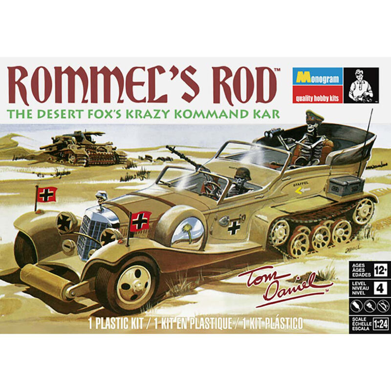 Rommel's Rod