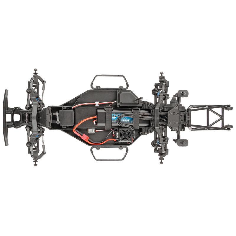 1/10 DR10 2WD Drag Race Car Brushless RTR LiPo Combo