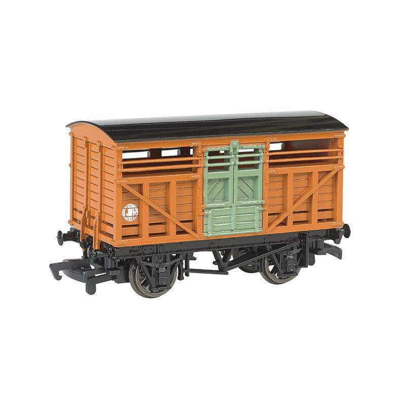 HO Great Western Cattle Wagon