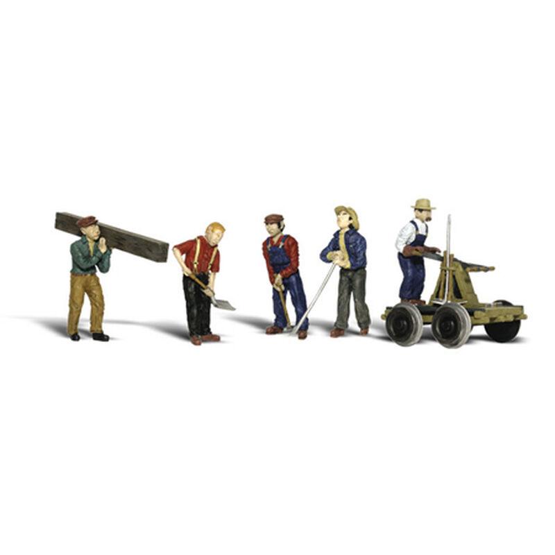 N Rail Workers