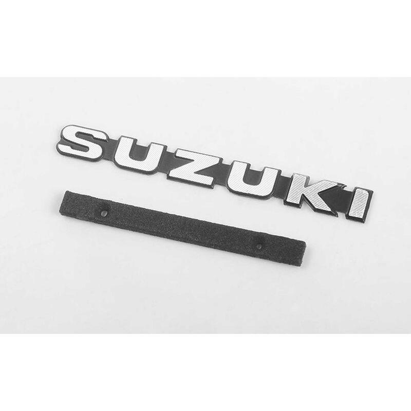 Metal Front Grille Logo: Samurai 1/6 Crawler