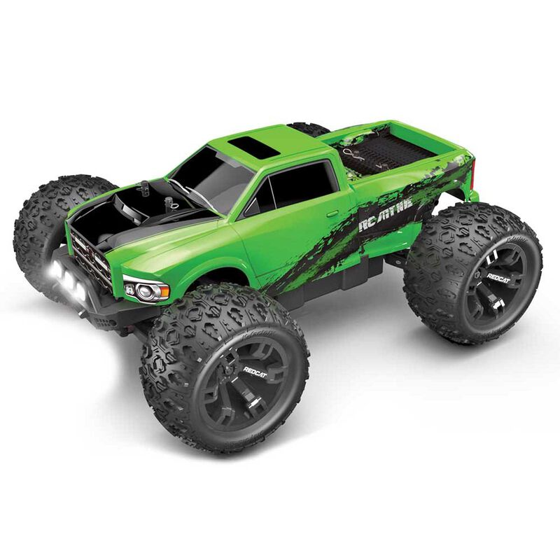 1/10 MT10E Monster Truck RTR,  Green