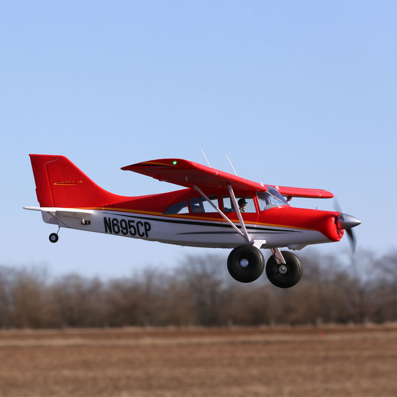 Maule M-7 1.5m BNF Basic with AS3X and SAFE Select, includes Floats