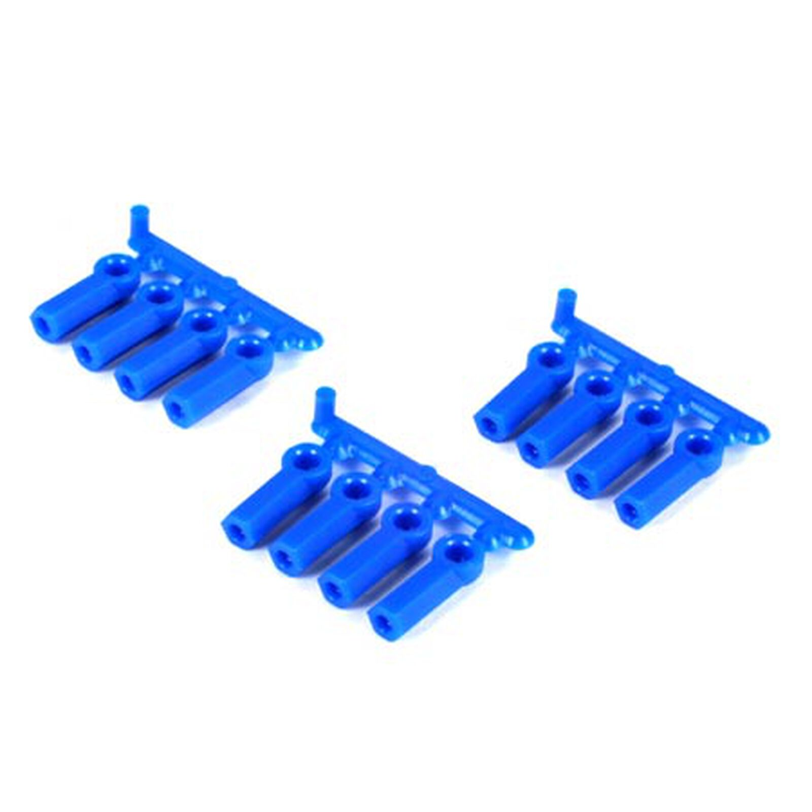Rod Ends,Heavy Duty 4-40(12)Blue