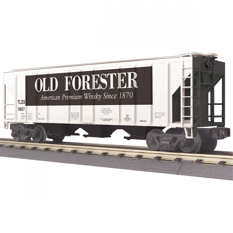 O-27 PS-2 Discharge Hop Old Forester Whisky #5657