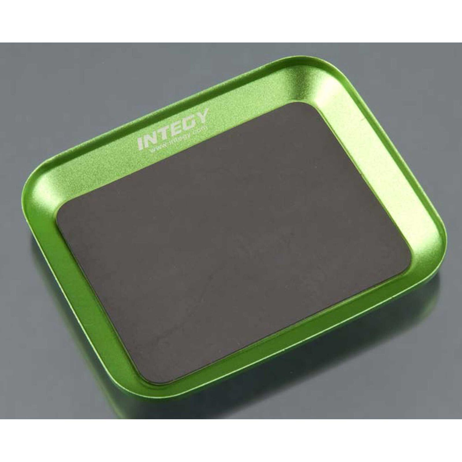 Magnetic Parts Storage Tray 88x107mm, Green