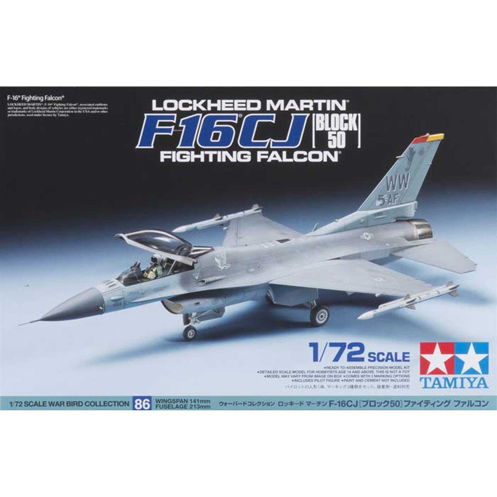 1/72 Lockheed Martin, F-16 Fighting Falcon