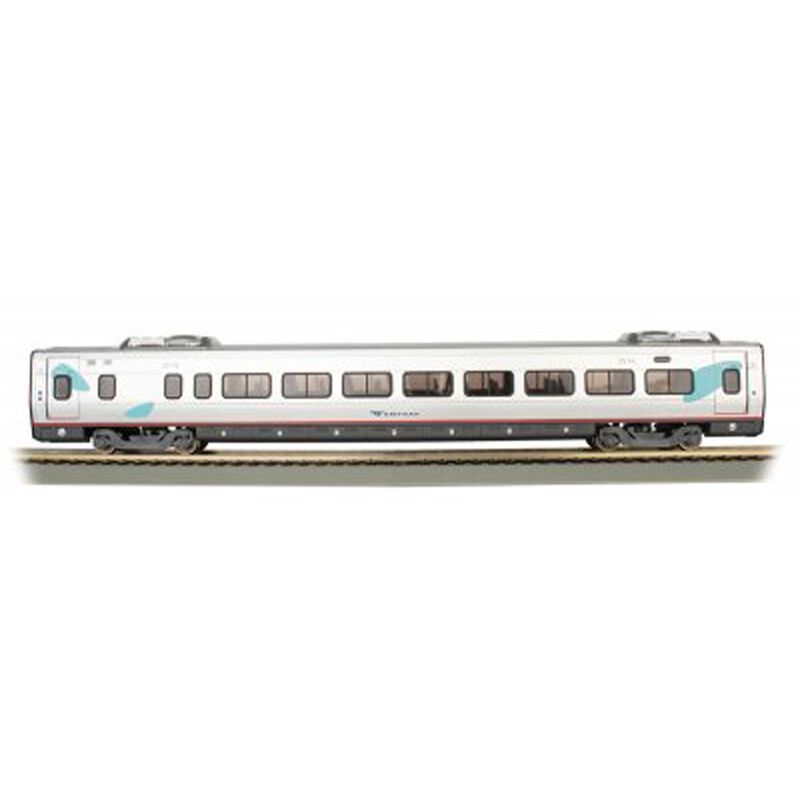 HO SP ACELA Quiet Car with Light #3538