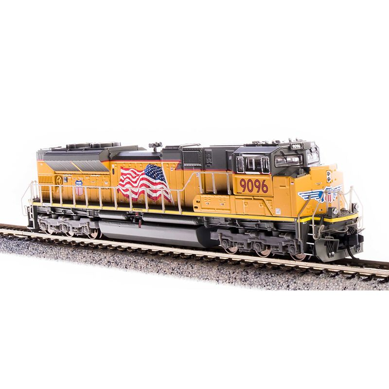 N EMD SD70ACe Paragon3, UP #8997