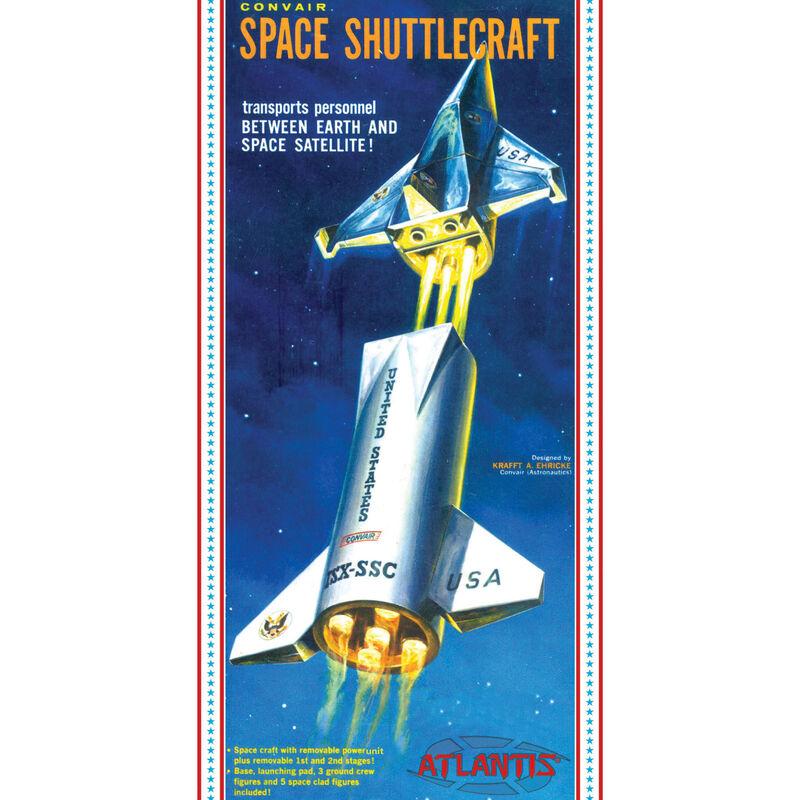 Convair Space Shuttlecraft, 1/150