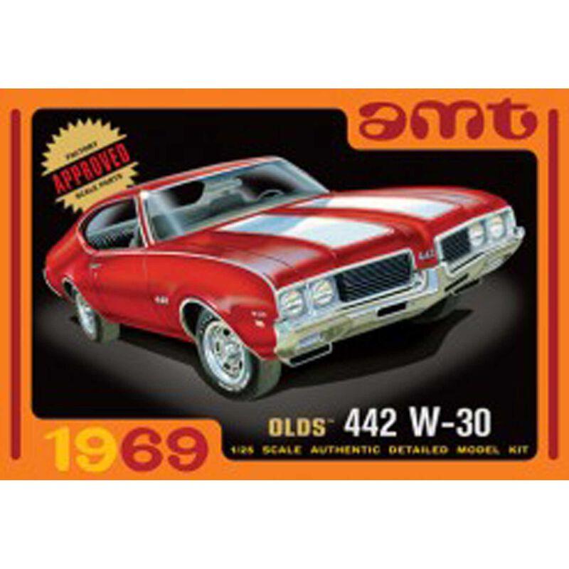 1 25 1969 Olds W-30 442