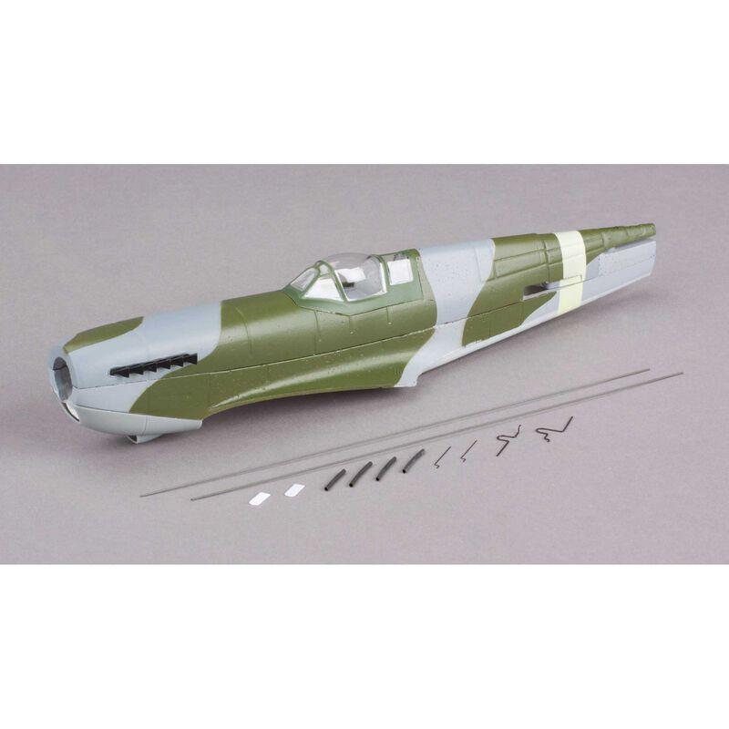 Fuselage w/Canopy: Ultra-Micro Spitfire Mk IX