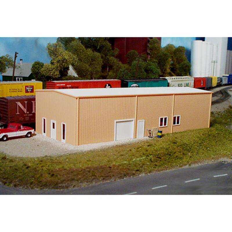HO KIT Prefab Warehouse