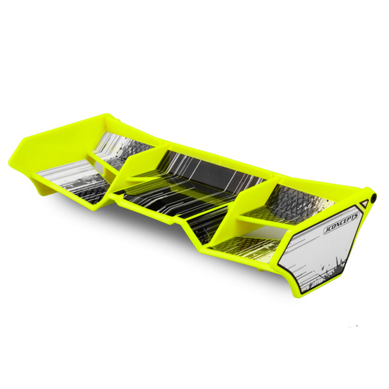 1/8 Finnisher Wing with Gurney Option, Yellow: BX, Truck