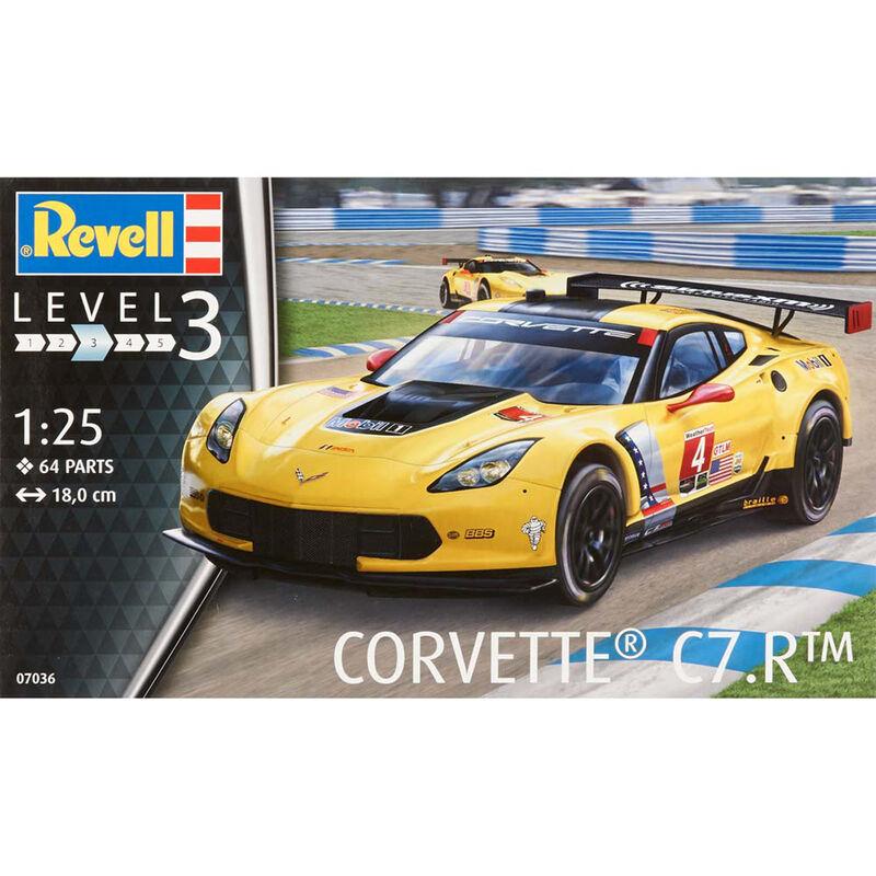 1 25 Corvette C7R