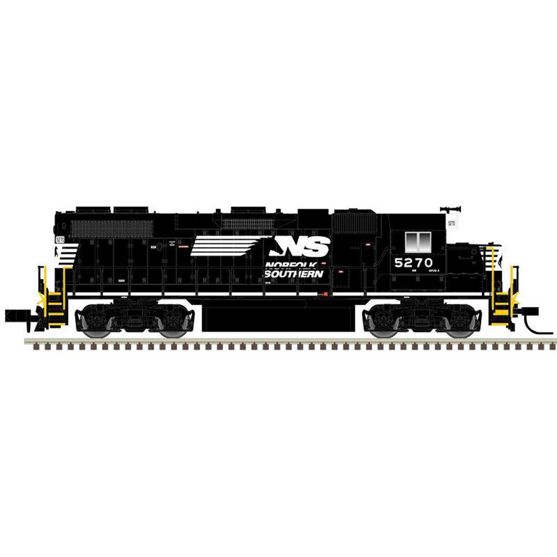 N GP38-2 NS #5270