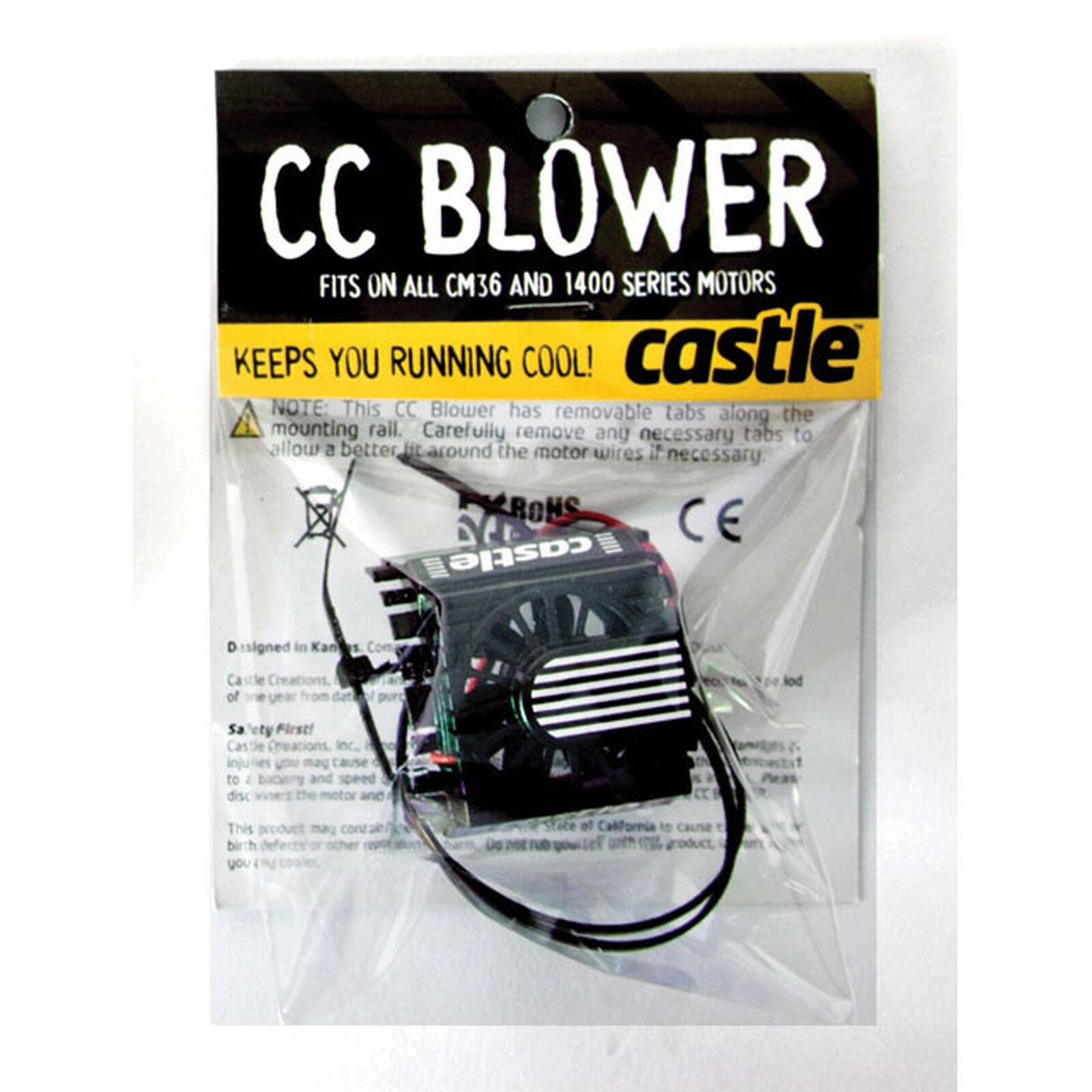 CC Blower 36mm 1/10