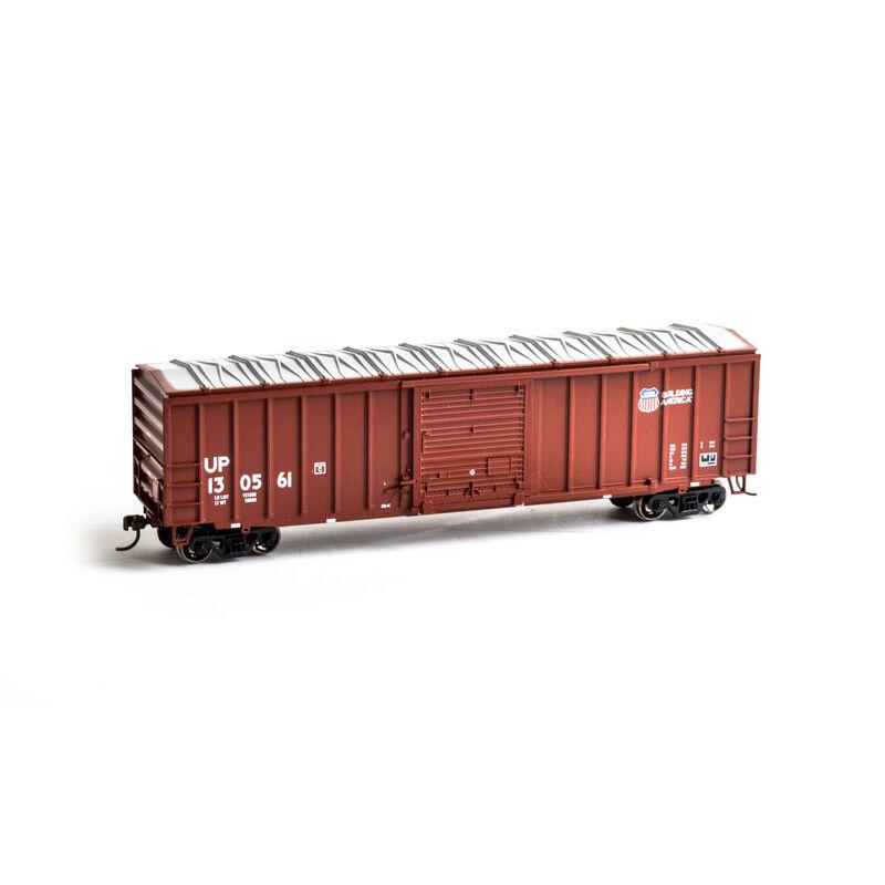 HO 50' ACF Outside Post Box UP #130561